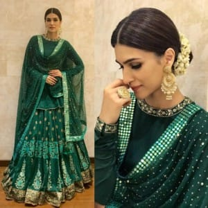 Bollywood's dudes and divas introduce the new color of the season 'Green'