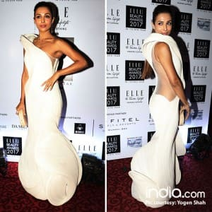 Elle Beauty Awards 2017: From Malaika Arora to Saiyami Kher, divas introduced latest red carpet trends!