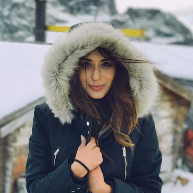 Kritika Kamra recently went to Switzerland on a holiday