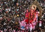 IN PICS: Gandeur of Ganpati Visarjan across the country!