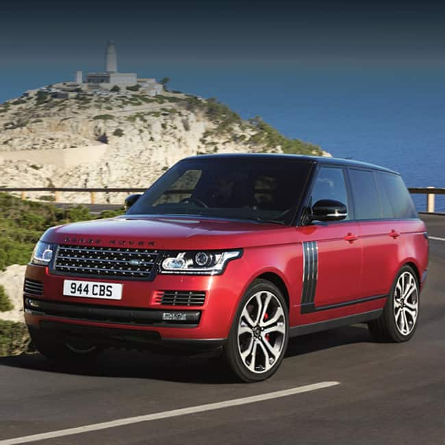 Land Rover Range Rover SVAutobiography Dynamic Launched In