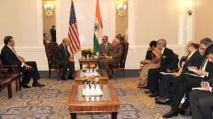 Narendra Modi in United States: PM meets former US President Bill Clinton and former Secretary of State Hillary Clinton