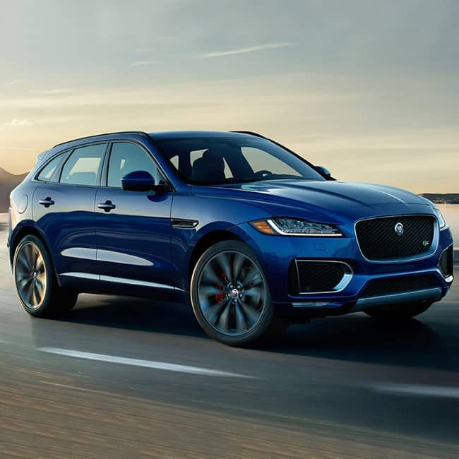 Locally Assembled 2018 Jaguar F-PACE SUV launched in India