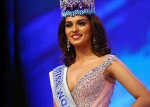 Indian beauties who were crowned Miss World!