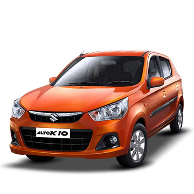 Maruti Suzuki Alto K10 Costs INR 4.04 Lakh