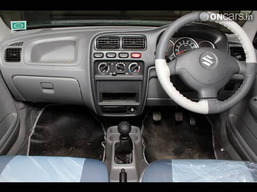 Maruti suzuki alto k10 interior img4 maruti suzuki alto for Interior decoration of maruti 800