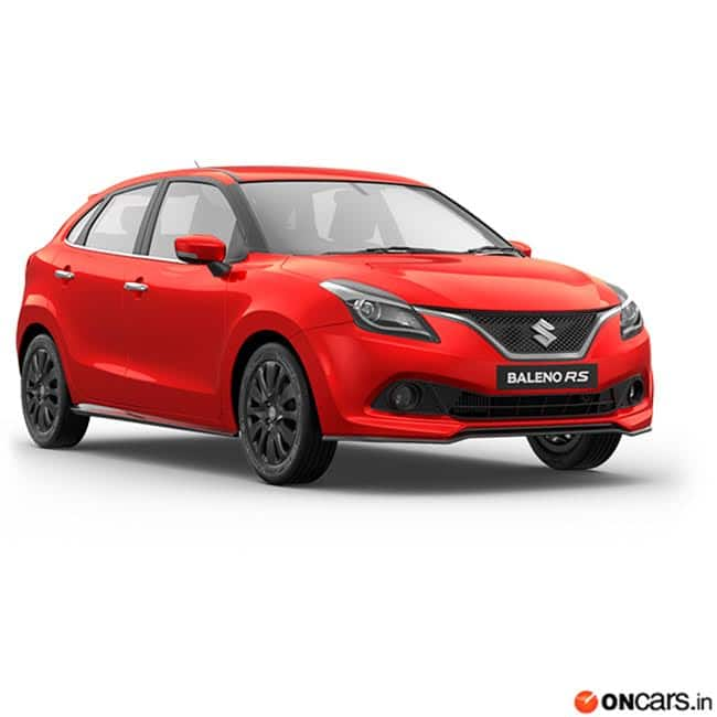 Maruti Suzuki is going to launch the much anticipated Baleno RS on the 3rd of March this year.