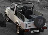 Maruti Suzuki Gypsy Exterior