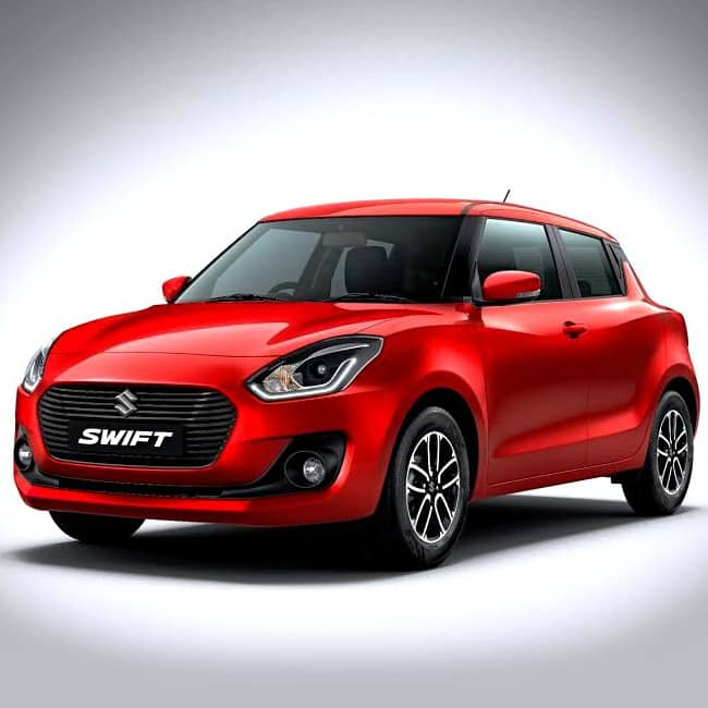 Maruti Suzuki Swift 2018 Safety Features Maruti Suzuki