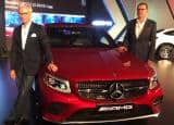 Mercedes AMG GLC43 4-MATIC Coupe launched in India: Check out its features and specifications