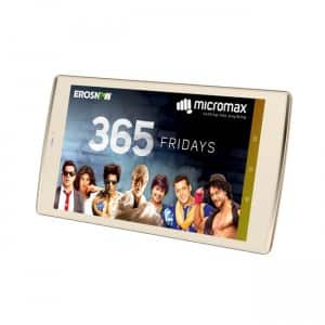 Micromax Canvas Plex tablet launched: Check out its features and specifications