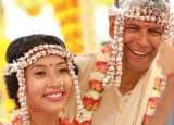 Inside pictures of Milind Soman and Ankita Konwar's traditional Maharashtrian wedding ceremonies