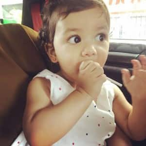 Cutest pictures Shahid Kapoor's daughter of Misha Kapoor!