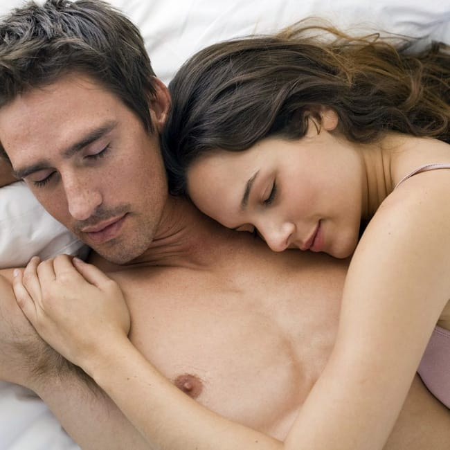 Morning sex will relax you