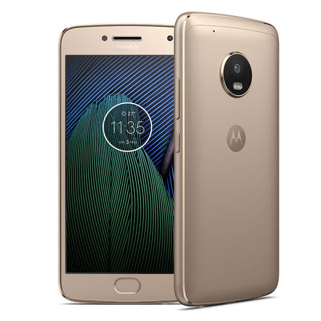 Moto G5 Plus comes with a price tag of Rs 15 999