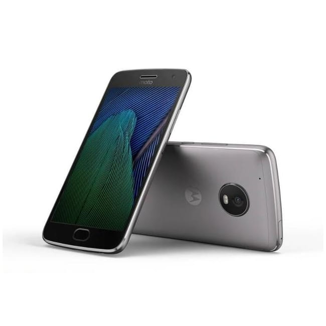 Moto G5S Plus display