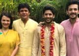 Inside pictures of Naga Chaitanya and Samantha Ruth Prabhu's secret wedding!