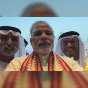 Narendra Modi birthday special: Selfies of our PM Modi that you should definitely see!