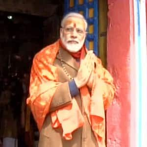 PICS: PM Narendra Modi offers prayers at Kedarnath temple in Uttarakhand as portals throw open for devotees!