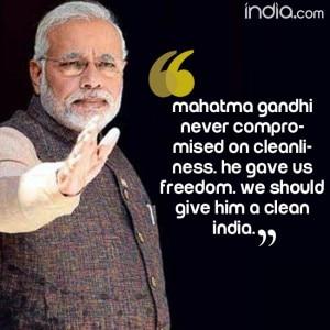 Happy Birthday Narendra Modi: Top 10 powerful quotes by PM Modi