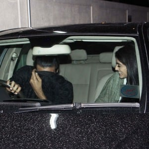 SPOTTED! Amitabh Bachchan's grand daughter Navya Nanda with alleged boyfriend on movie date