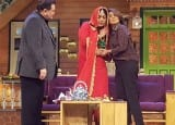 In pics: Rishi Kapoor and Neetu Singh meet Ranbir Kapoor's wife on 'The Kapil Sharma Show'