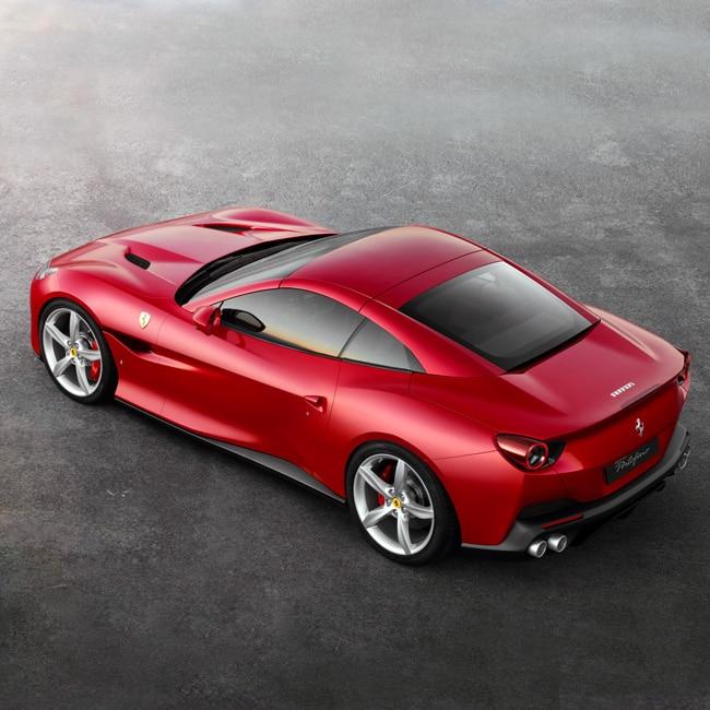 Newest Ferrari: 600hp Ferrari Portofino Convertible Comes With An Electric