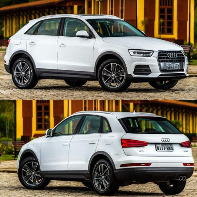 New Audi Q3 1.4 TFSI Launched In India: Check Out Its