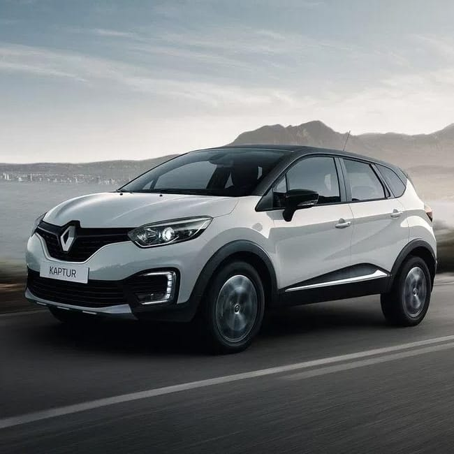 New Renault Kaptur engine