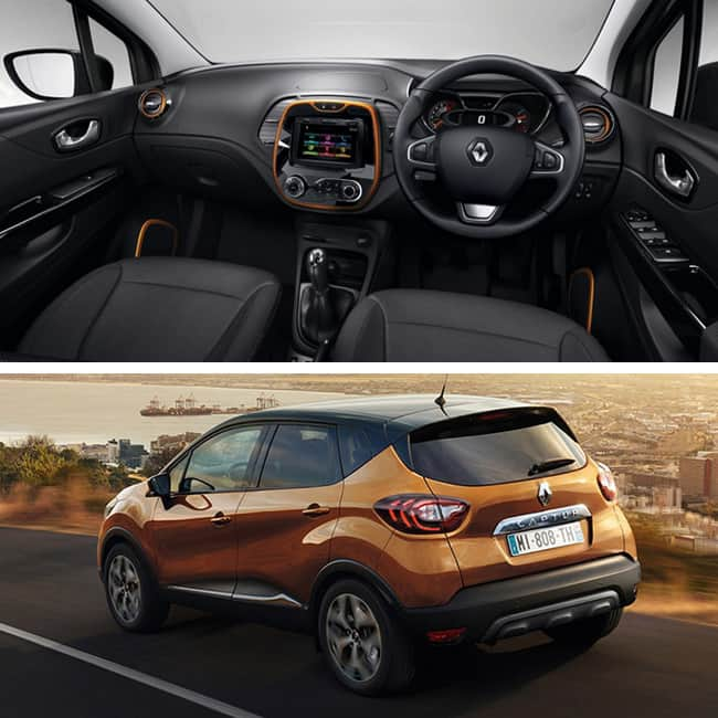 New Renault Kaptur will feature 7 inch touch screen infotainment