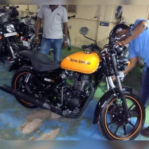 Leaked PICS of New Royal Enfield Thunderbird 500X; also check out expected features