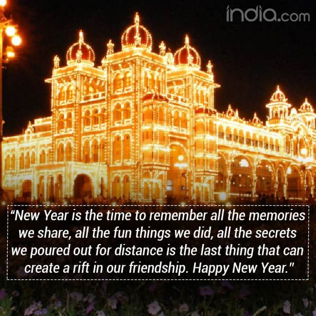 Happy New Year 2017 Wishes: New Year Wishes, Messages And Greetings To Wish Happy