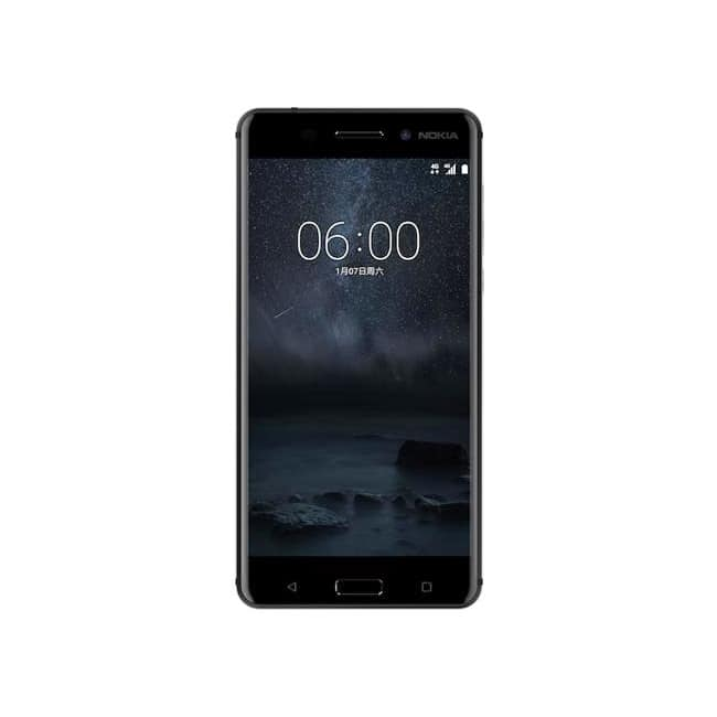 Nokia 6 display and battery features