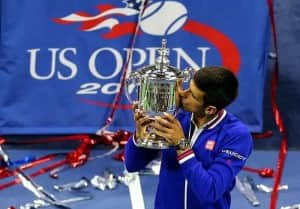 Novak Djokovic adds US Open 2015 title with stunning victory over Roger Federer (In Pics)