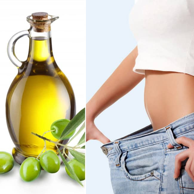 How Olive Oil Helps You Lose Weight (11 Natural Methods)
