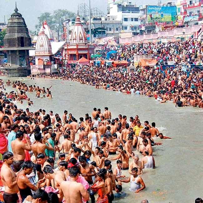 essay on the holy river ganga