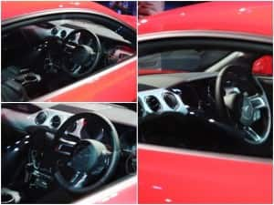 Ford Mustang India Photo Gallery: Delhi Auto Expo 2016