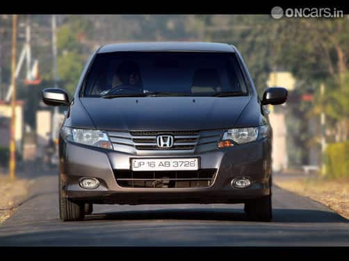 OnCars India Honda City