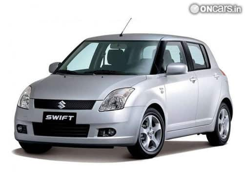 OnCars India Maruti Suzuki Swift