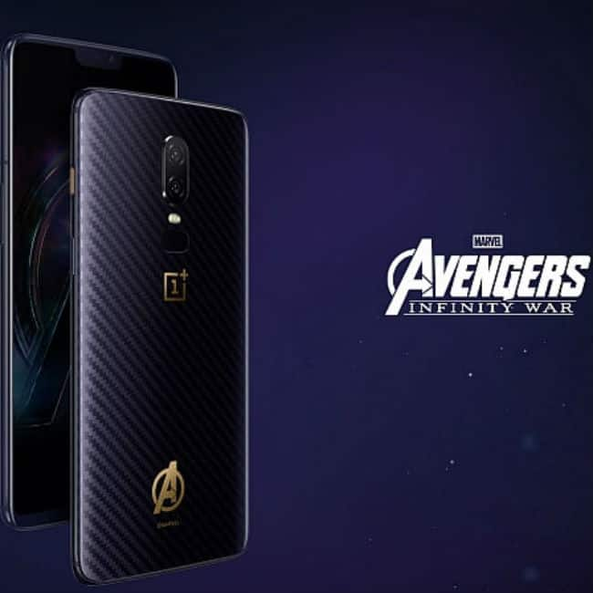 OnePlus 6 Marvel Avengers Edition: Top 6 features