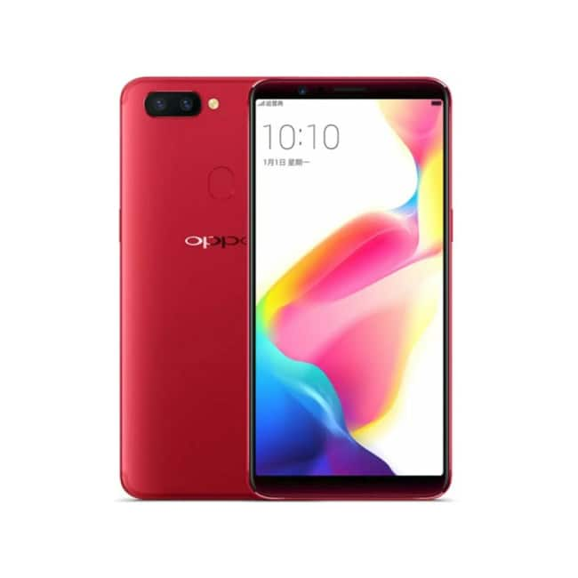 Oppo R11s display