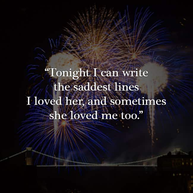 Twenty Love Poems and a Song of Despair Quotes