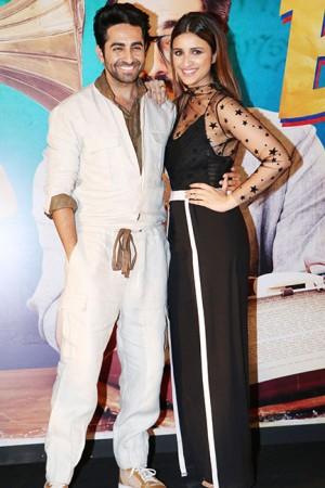 Parineeti Chopra dazzles during Meri Pyaari Bindu song launch, see pictures