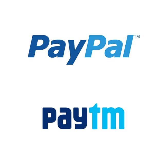 PayPal has filed a case against Paytm alleging it has copied their logo