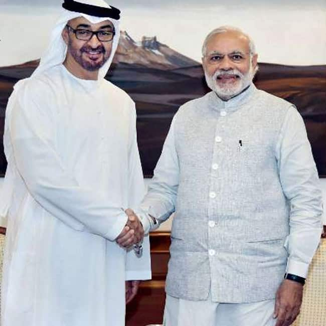 PM Modi invited Sheikh Mohamed bin Zayed Al Nahyan for 68th Republic Day