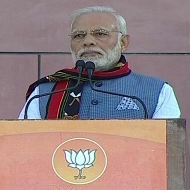 PM Narendra Modi inaugurate new building for CIC