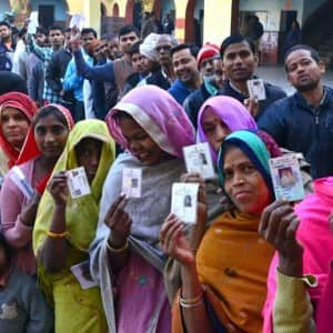Uttar Pradesh Assembly Elections 2017: Polling ends for Uttar Pradesh elections 2017 phase 1