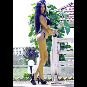 Poonam Pandey bikini and swimwear pictures