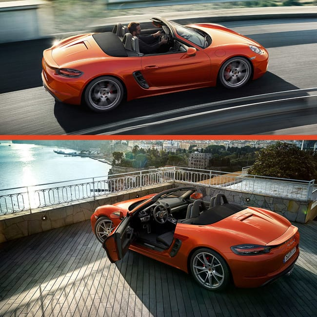 Porsche 718 Boxster: Porsche 718 Cayman And Boxster Launched In India; Check