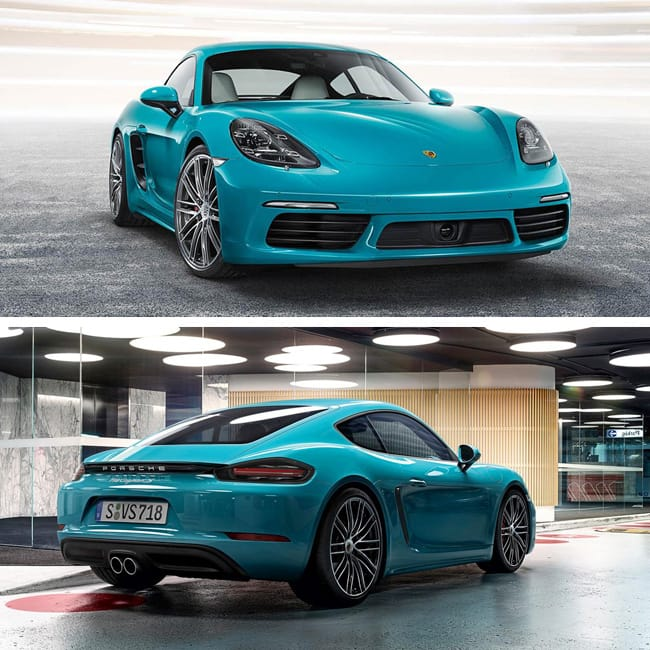 Porsche 718 Cayman And Boxster Launched In India; Check